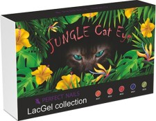 Perfect Nails Készlet - Lacgel CatEye Collection Jungle 8ml -  | PNKG020