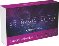 Perfect Nails Készlet - Lacgel CatEye Collection 5D Magic 8ml 2019 október -  | PNKG029