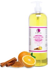 Sara Beauty Spa Masszázsolaj Alakformáló - argánolajjal - Massage oil slimming -  | SBS23900000