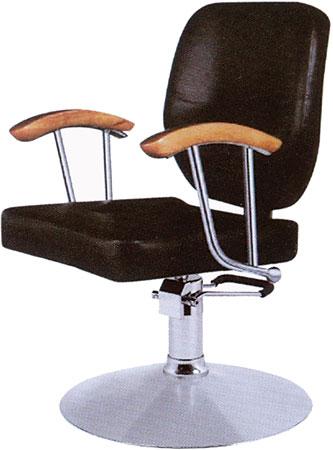 Stella Hidraulikus fodrász szék SX 665 fekete 1 db   ST SX 665 FK
