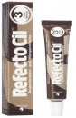 RefectoCil Szempilla- és szemöldökfesték, kartonos - 3 - barna