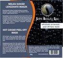 Sara Beauty Spa Hot Caviar Peel-off Mask- Meleg kavi�r leh�zhat� maszk