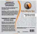 Sara Beauty Spa Thermolift Gypsum Mask- Thermolift b�rfeszes�t� gipszmaszk