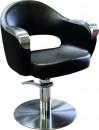 HAIRWAY Fodrász kiszolgáló szék, hidraulikus Luna -