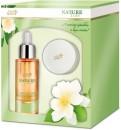 LADY STELLA Golden Green Nature Line kozmetikai ajándékcsomag II. - Szem- és szájkontúr krémmel